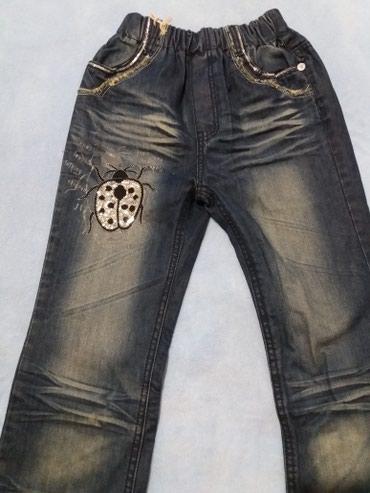 Продаю новые джинсы на девочку. Есть 2 в Кок-Ой