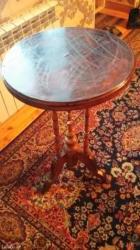 Bakı şəhərində Qedimi patstavka stol 100-ilden cox yawi var.