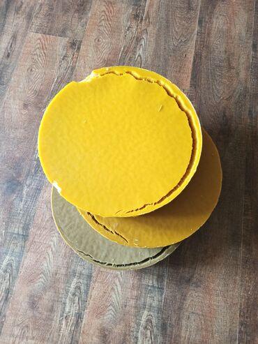 парафин для свечей купить бишкек в Кыргызстан: Купим у вас воск. Забрус жёлтый жёлтый Коричневый .Тёмно-коричневый