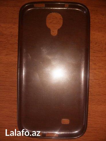 Bakı şəhərində Samsung s 4 üçün silikon üzlük satılır. 70 qəpik. Silikon az