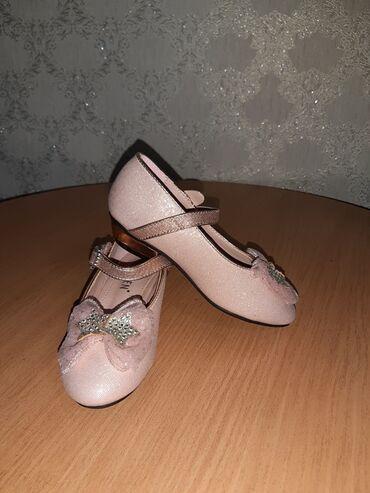 Детские туфли новые (28 размер) корея
