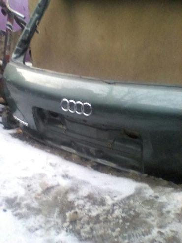 Продаю крышку багажника Audi Quattro. номер в Бишкек
