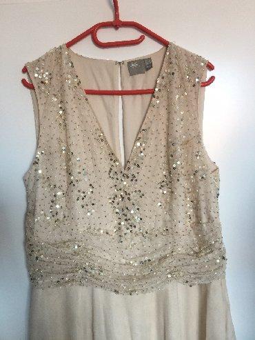 Haljine - Cuprija: Asos haljina, kao nova, obucena samo jednom. Naznacena velicina 44