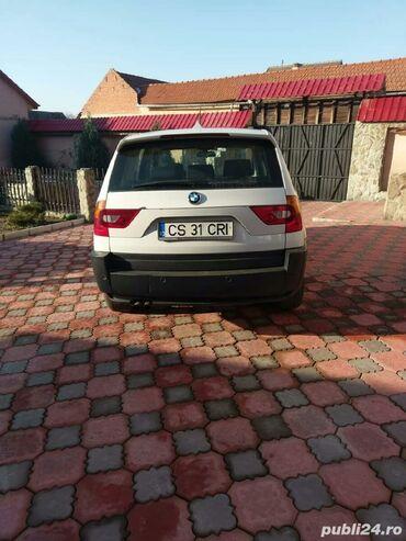 BMW X3 3 l. 2007 | 275000 km