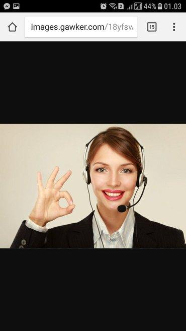 Hitno potrebno 5 devojaka za kancelarijski posao, telemarketera za rad - Beograd