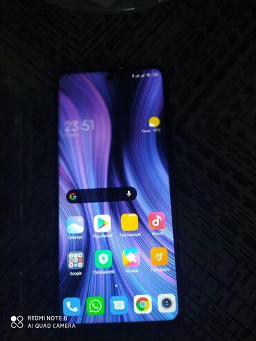 bmw 5 серия 520i 5at - Azərbaycan: Yeni Xiaomi Redmi Note 9S 4 GB göy
