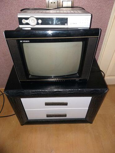 televizorlar - Azərbaycan: Televizor aparatla birge