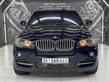 BMW - Газ - Бишкек: BMW X5 4.8 л. 2007 | 215 км