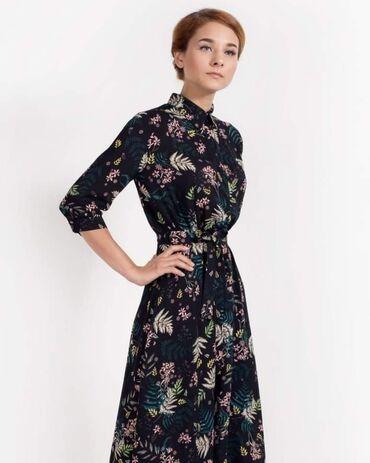 летнее платье трапеция в Кыргызстан: Платье от фирмы Alexandra