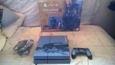 Sony playstation 4 1tb limited edition uncharted 4 bundle. - Beograd