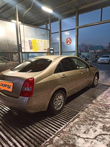 nissan interstar в Кыргызстан: Nissan Primera 2.5 л. 2001 | 168821 км