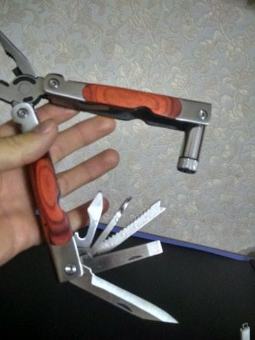 Швейцарский нож в Бишкек
