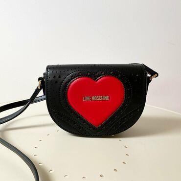 Original Love Moschino torba, novo