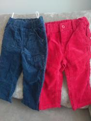 Pantalone-ca - Srbija: Tople pantalone