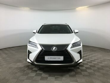 Lexus RX 2 л. 2018 | 79340 км