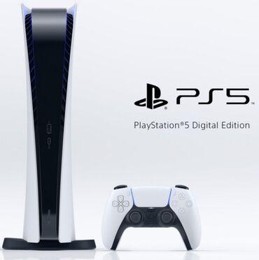 Sony Playstation 5 (Pre sale) Digital Edition ps5 guaranteed November