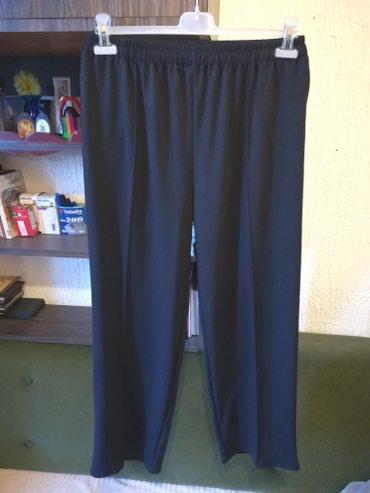 Crne pantalone sa dzepovima - Srbija: Nove zenske pantalone za punije Eray. Turske. Vrlo dobre zenske