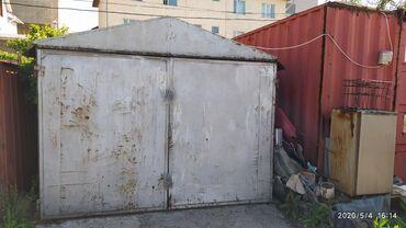 Продаю волговский гараж разборный .Ширина 3 метра, длина 6