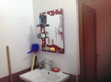 Xırdalan şəhərində Aaaf parkda 4/4 mertebesinde 3 otaqli tam temirli ev satilir umumi sah