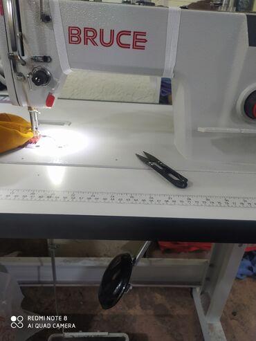 пятинитка в Кыргызстан: Куплю для себя швейные машинки BRUCE прямые строчки и пятинитки