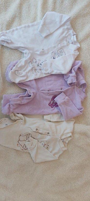 Dečija odeća i obuća - Zabalj: Velicina 62 Cena 900 Pojedinacno 350