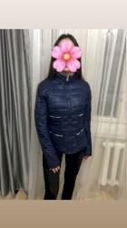 Женская одежда в Бактуу-Долоноту: Продаю весеннюю куртку Двухсторонняя Новая Размер 44-46 Цена 2800