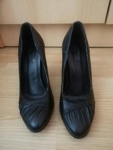 Zenske klasicne pantalone nemackoj - Srbija: Klasicne crne zenske salonke,cipele na stiklu