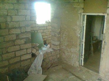 Bakı şəhərində Albalida Buzovna Bilgeh yolunda 3 sot yari tikili heyet evi satilir