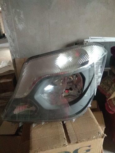 Продаю битую фару на новый Рекс спринтер в Бишкек