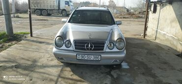 128 elan   NƏQLIYYAT: Mercedes-Benz E 200 2 l. 1998   510000 km