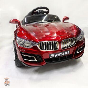 ЭЛЕКТРОМАШИНЫ ДЕТСКИЕ  BMW 7-series  ⠀ Привод - задний 2WD Сиденье -