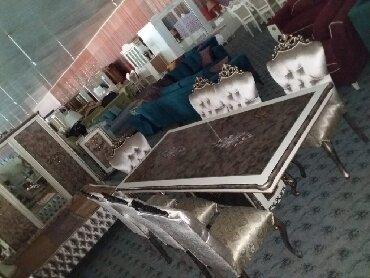 Дом и сад в Тауз: Qabaq stolu satilir dest az iwlenib
