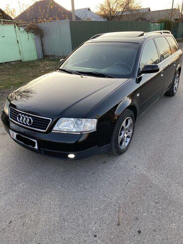 шницер диски в Кыргызстан: Audi A6 2.4 л. 2000
