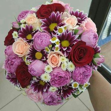 свадебная фотосъемка в Кыргызстан: Свадебные букеты на ваш вкус