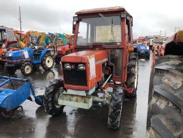 продам трактор т 150к б у в Кыргызстан: Продается Японский трактор Yanmar YM4300, 4х цилиндровый двигатель вод