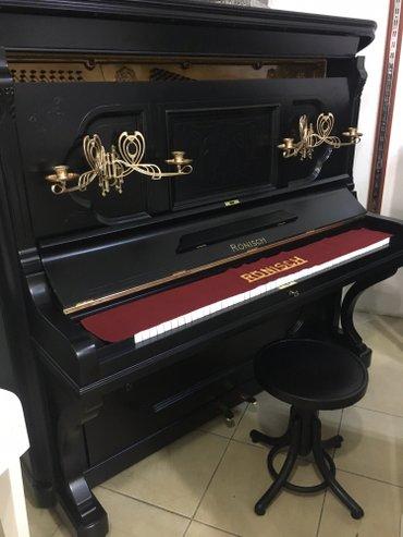 almaniyada ev alqi satqisi - Azərbaycan: Ronish piano almaniya istehsalıazerbaycanda yegane