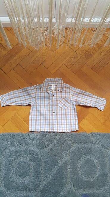 Dečija odeća i obuća - Odzaci: Decija kosulja Beby Club br.80