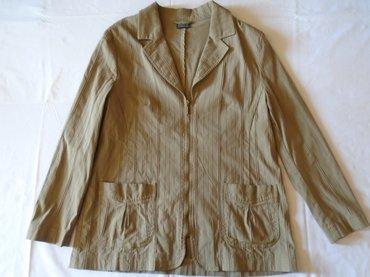 Originalna ženska jakna/mantilić, strane proizvodnje. Proizvedena je - Beograd