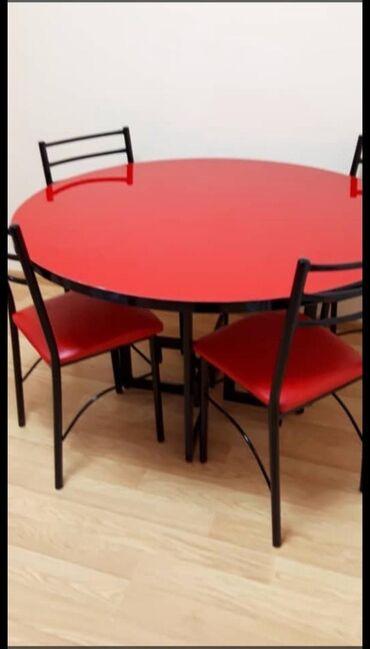 кухонный стол стулья в Кыргызстан: Срочно! Кухонный стол. Только стол, без стульев. Отличные качество
