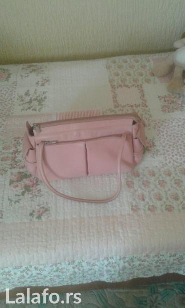 Kožna monina torba rose boj - Vranje