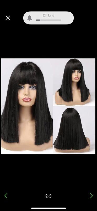 Saç Pariki satılır