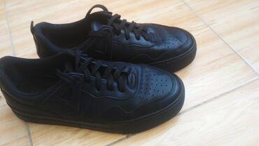 Мужская обувь - Азербайджан: Стильные кеды Bershka