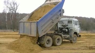 Ивановский песок для кладки и штукатурки в Novopokrovka