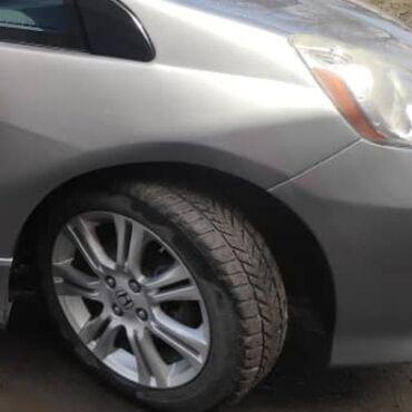 Продаю колеса на Honda fit