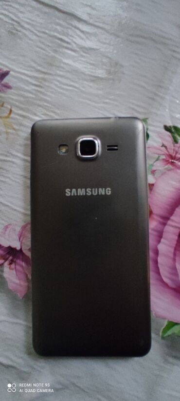 Samsung galaxy s2 - Азербайджан: Б/у Samsung Galaxy Grand 8 ГБ Серый