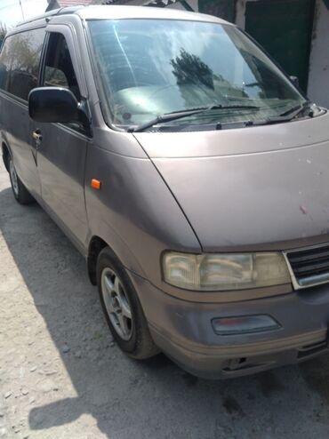 дизель кж авто in Кыргызстан | АВТОЗАПЧАСТИ: Nissan Largo 2 л. 1996
