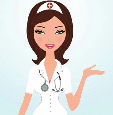 Услуги медсестры  стаж 35 лет  в Бишкек