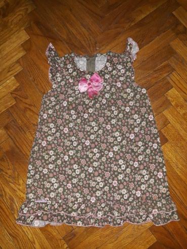 Bambino haljina, 86-92. Haljinica je od sitnog, tankog somota. - Belgrade