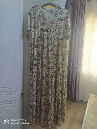 Продаю новое турецкое платье размер 36-38, материал очень лёгкий, по