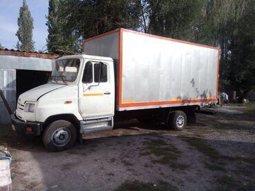 ЗИЛ - Кыргызстан: ЗИЛ 2002
